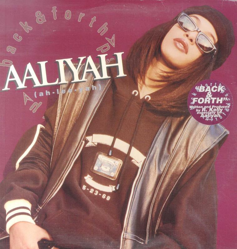 AALIYAH/BACK