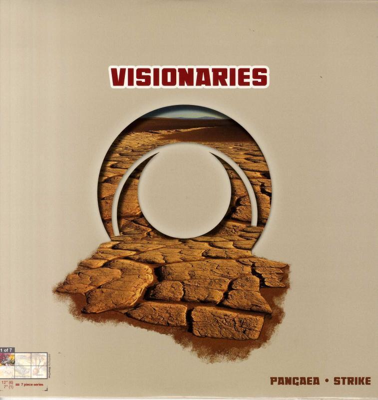 "VISIONARIES/PANGAEAの12インチレコード通販・販売ならサウンドファインダー"""