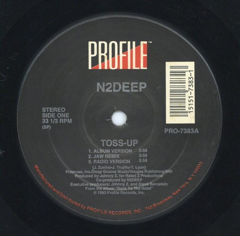 N2DEEP/TOSS-UP