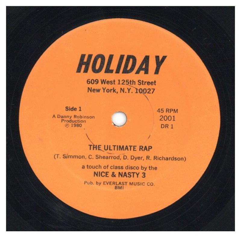 NICE & NASTY 3/THE ULTIMATE RAPの12インチレコード通販・販売ならサウンドファインダー