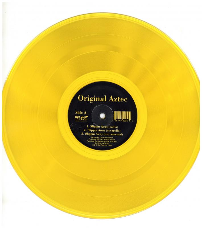 ORIGINAL AZTEC/SLIPPIN AWAYの12インチレコード vinyl 12inch通販・販売ならサウンドファインダー