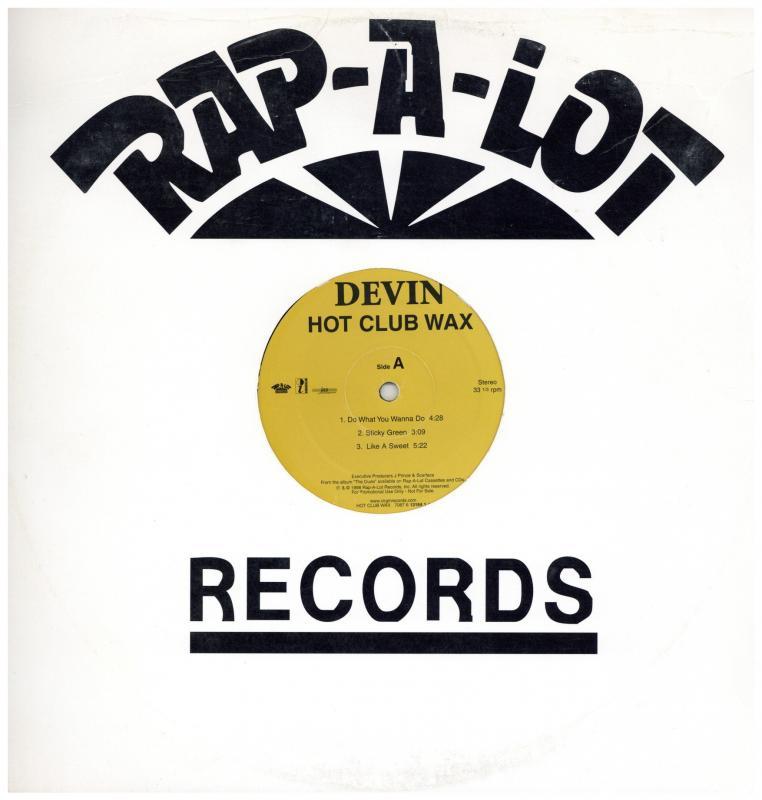 DEVIN/Sticky Green / The Dude (The Dude Album Sampler)のLPレコード vinyl LP通販・販売ならサウンドファインダー