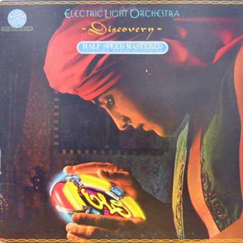 ELO: ELECTRIC LIGHT ORCHESTRA - Discovery - LP