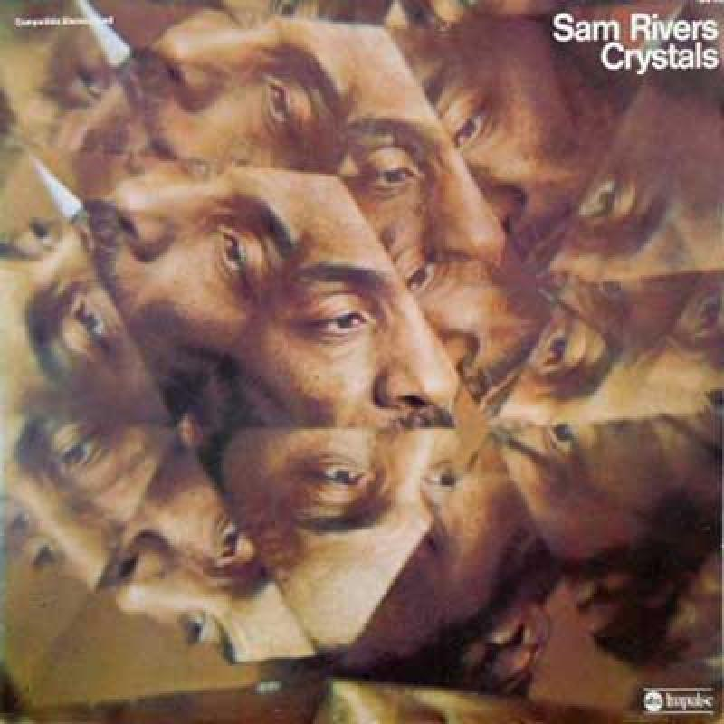 SAM RIVERS - Crystals - LP