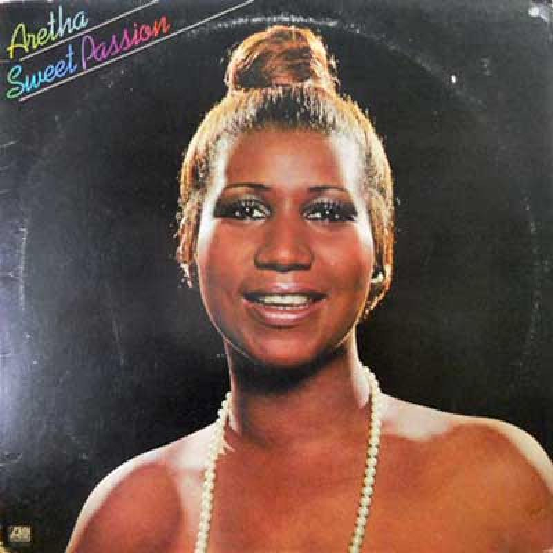 ARETHA FRANKLIN - Sweet Passion - LP