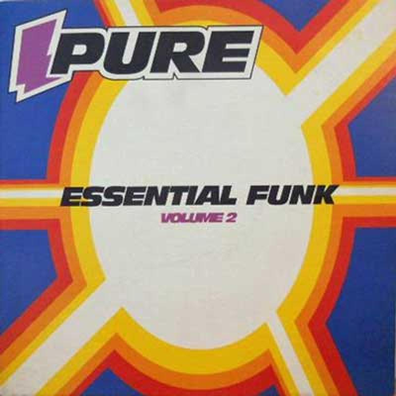 V.A.: BLOWFLY. DAVID BAPTISTE AND THE GLADIATORS.. - Pure Essentional Funk Volume 2 - LP