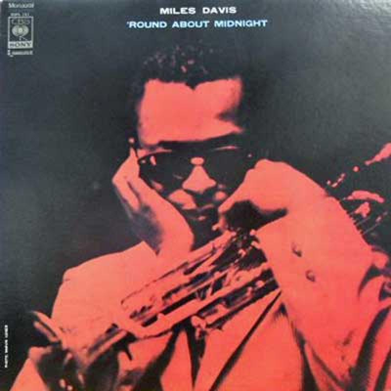 MILES DAVIS - 'Round About Midnight - 33T