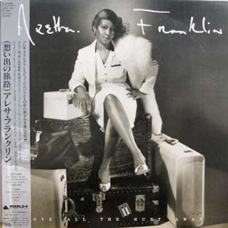 ARETHA FRANKLIN - Love All The Hurt Away: 想い出の旅路 - LP