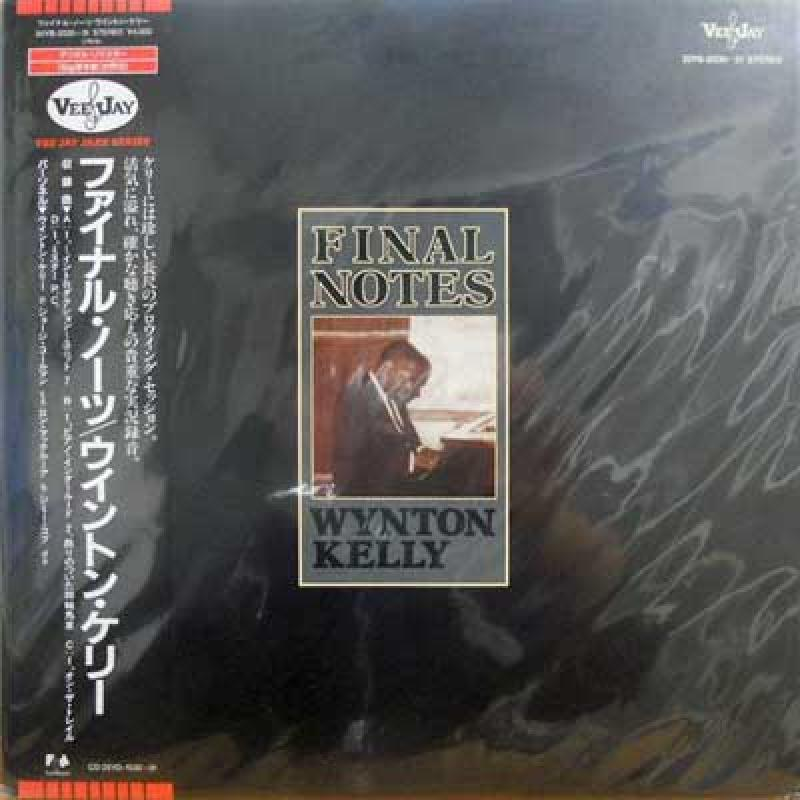 WYNTON KELLY - Final Notes - 33T