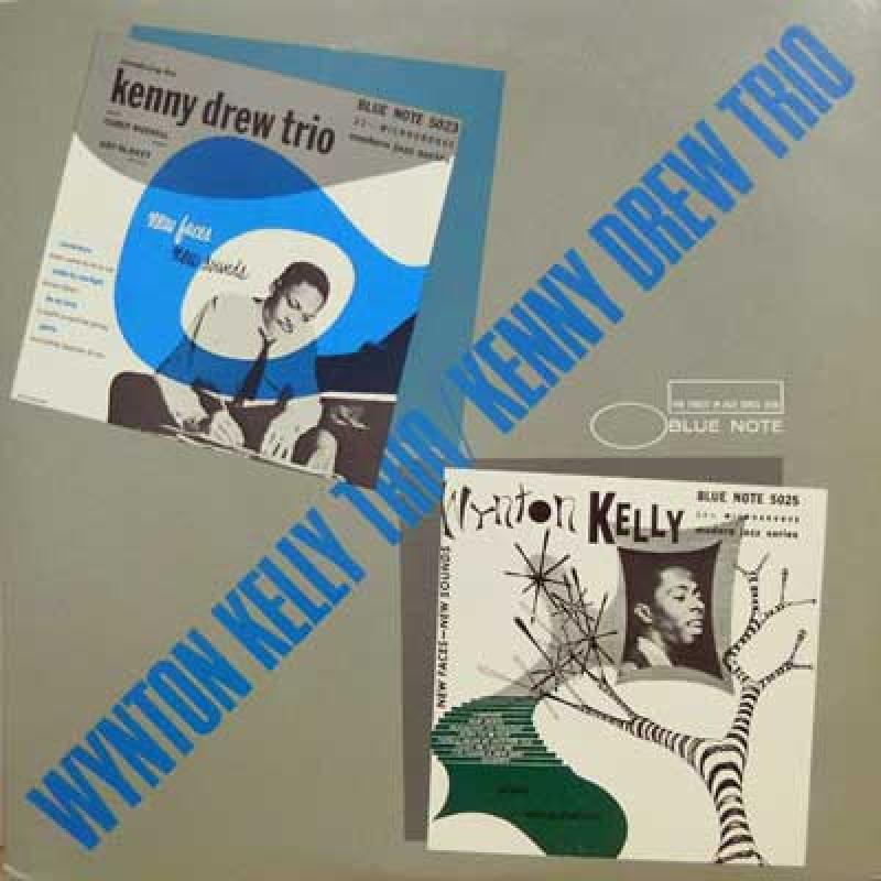 WYNTON KELLY / KENNY DREW - Wynton Kelly Trio / Kenny Drew Trio - 33T