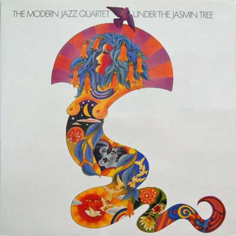 MJQ: MODERN JAZZ QUARTET - Under The Jasmin Tree - 33T
