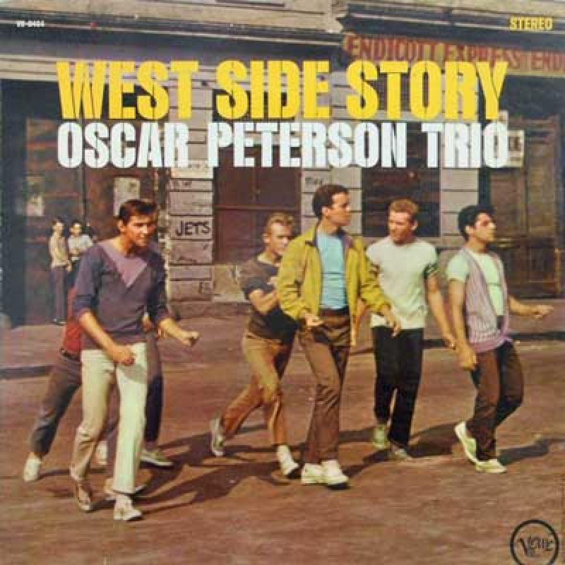 Lps West Side Story also Waxahatchee Oscar Peterson Trio John Coltrane Count Basie Vinyl Record Reviews moreover West Side Story  Earl Hines album furthermore Be Bolognaestate 2016 18 as well Rebecca Richard Twardzik All That Jazz. on oscar peterson trio west side story album