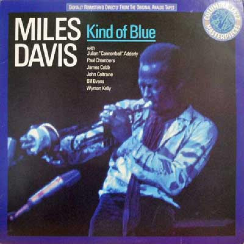 MILES DAVIS - Kind Of Blue - 33T
