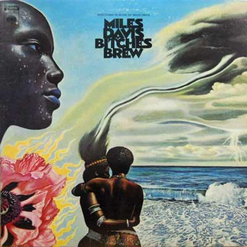 MILES DAVIS - Bitches Brew - 33T