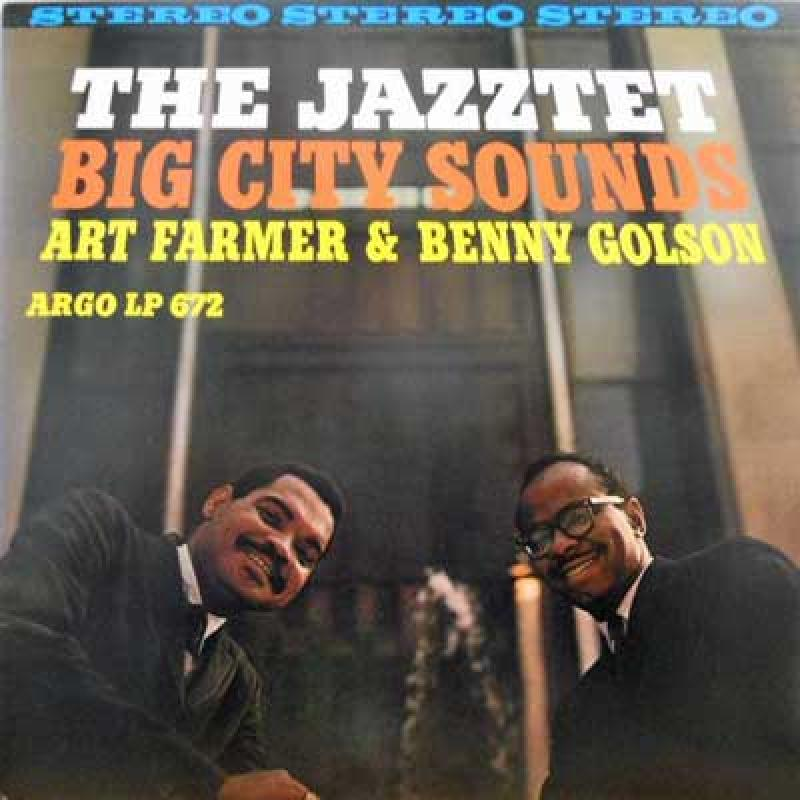 Art Farmer Benny Golson Jazztet Another Git Together