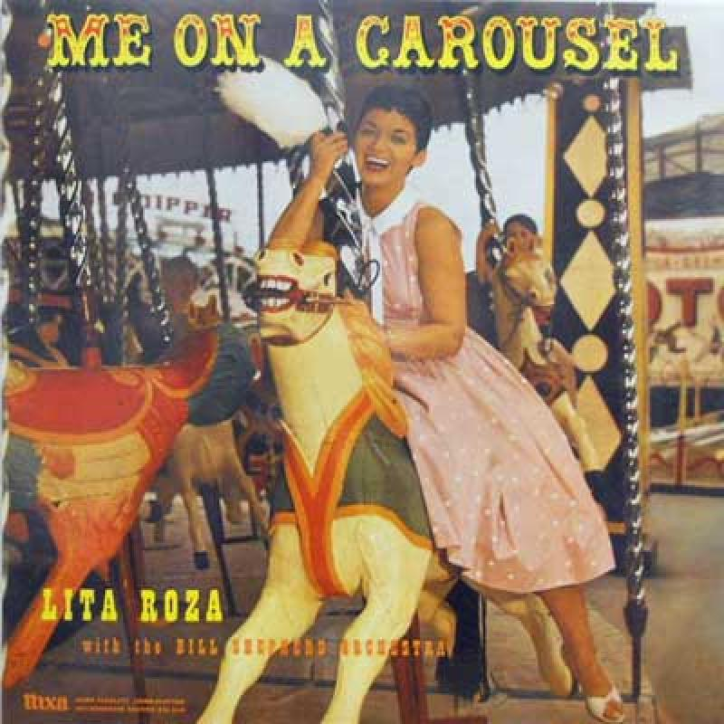 LITA ROZA - Me On A Carousel - LP