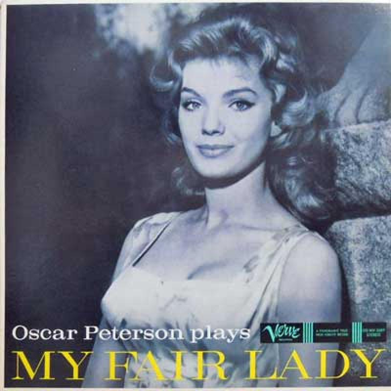 OSCAR PETERSON TRIO - Plays My Fair Lady - LP