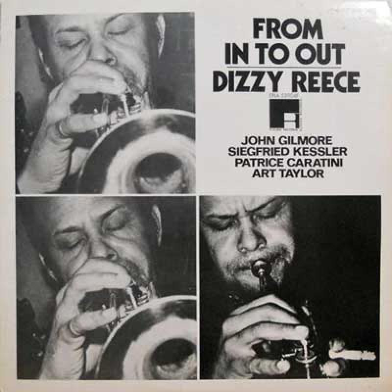 DIZZY REECE - From In To Out - 33T