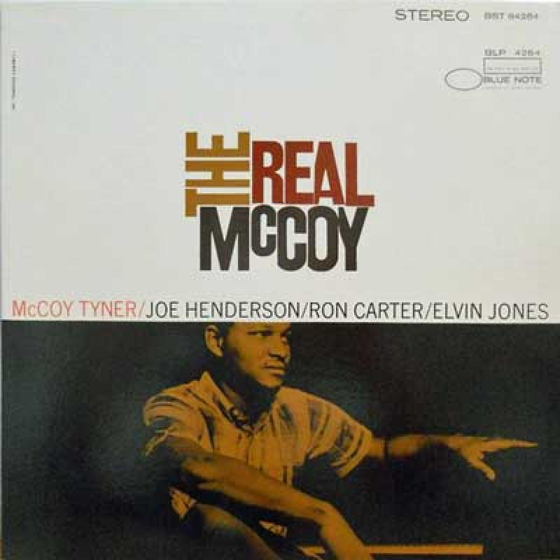 MCCOY TYNER - The Real McCoy - 33T