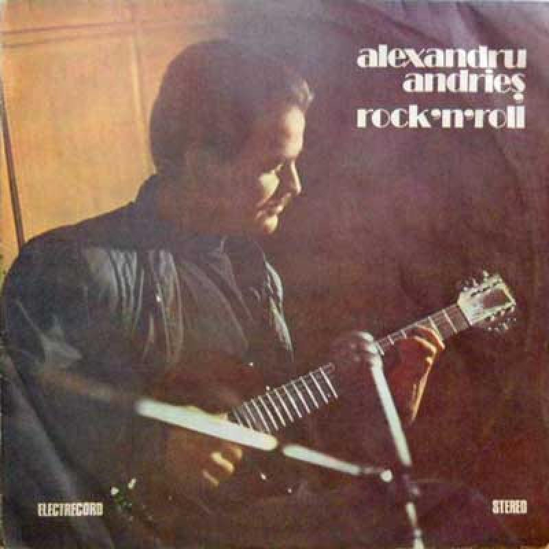 ALEXANDRU ANDRIES - Rock'N' Roll - LP
