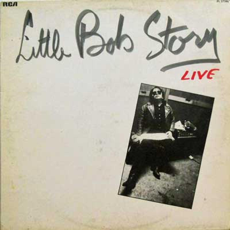 LITTLE BOB STORY - Enreqistrement Public: Live - LP