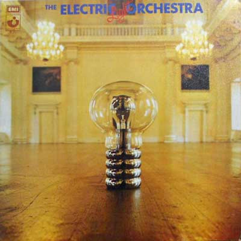 ELO: ELECTRIC LIGHT ORCHESTRA - Electric Light Orchestra - LP