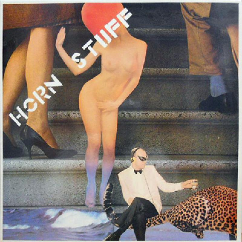HORN STUFF & CATHY VALDES - Horn Stuff & Cathy Valdes - 33T