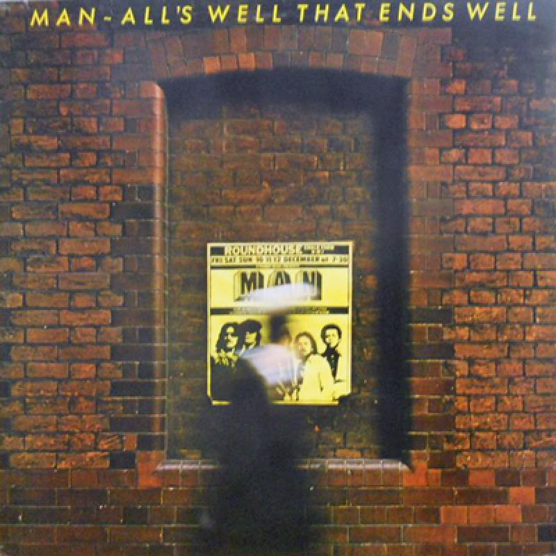 MAN - All's Well That Ends Well - LP