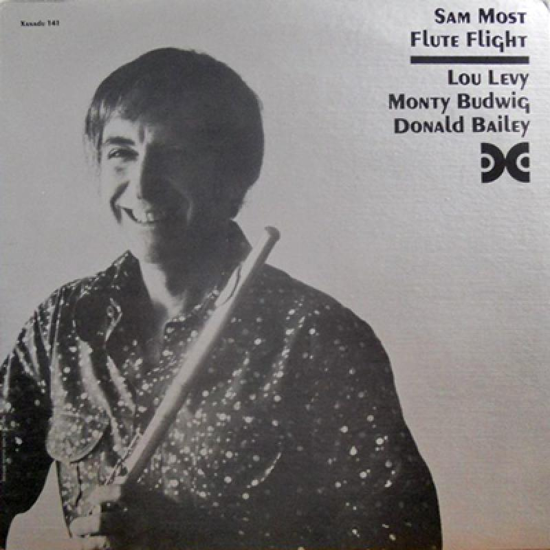 SAM MOST - Flute Flight - LP