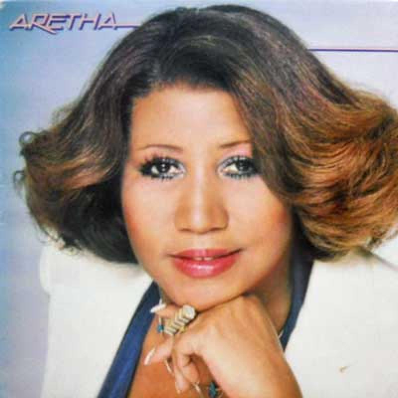 ARETHA FRANKLIN - Aretha - LP