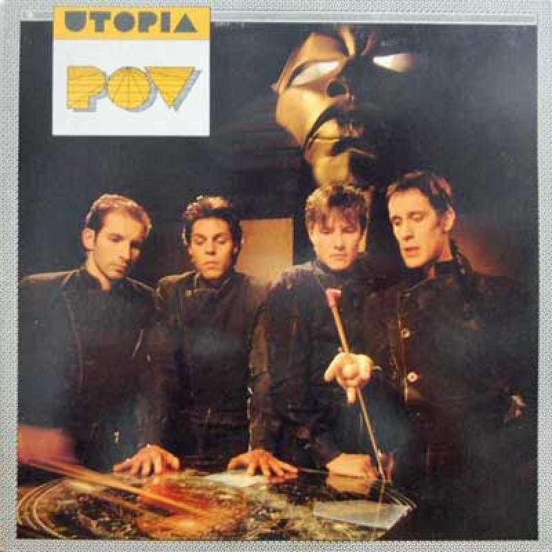 "UTOPIA/PovのLPレコード通販ならサウンドファインダー"""