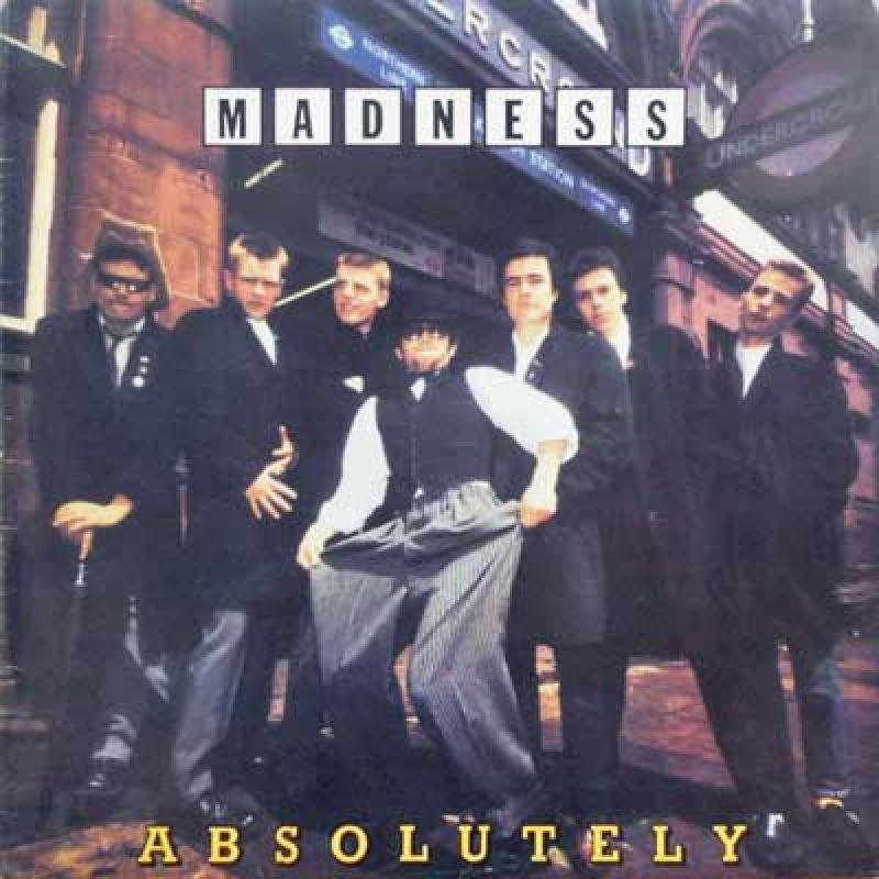 "MADNESS/AbsolutelyのLPレコード通販ならサウンドファインダー"""