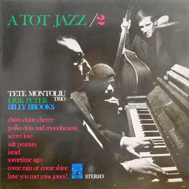 Tete Montoliu Trio A Tot Jazz 2