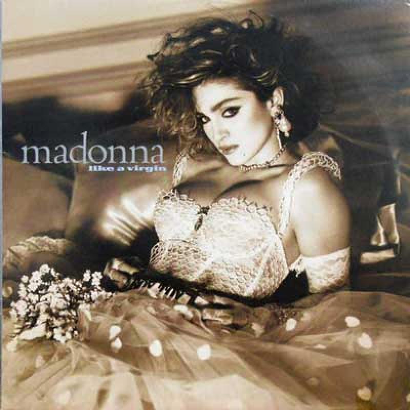 MADONNA/Like