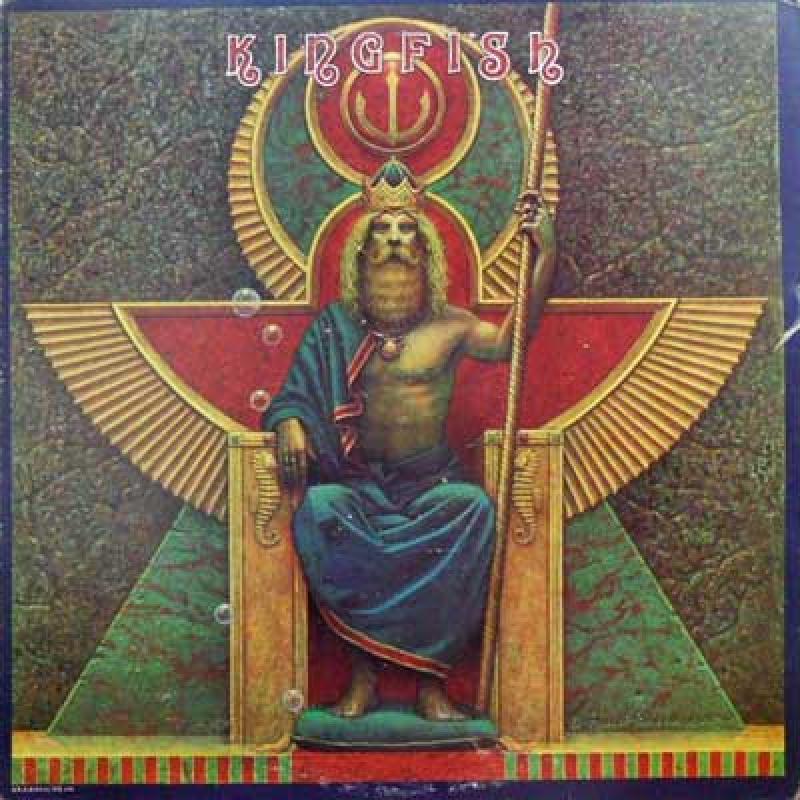 """KINGFISH/KingfishのLPレコード通販・販売ならサウンドファインダー"""""""