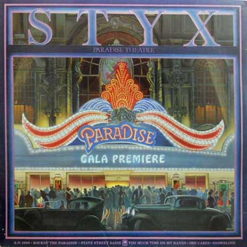 STYX/Paradise