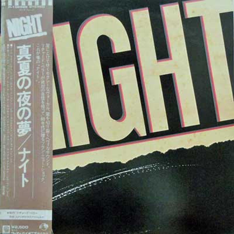 """NIGHT/NightのLPレコード通販・販売ならサウンドファインダー"""""""
