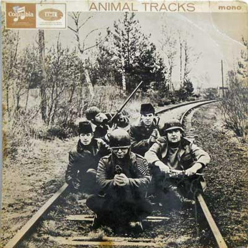 Album ANIMAL TRACKS by ANIMALS on CDandLP
