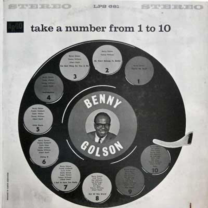 Benny Golson - Take A Number From 1 To 10