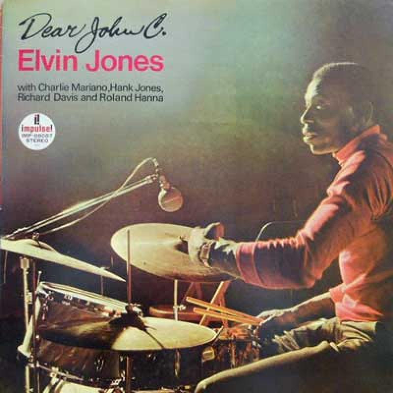 Elvin Jones Dear John C