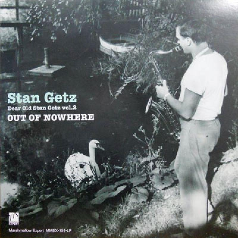 「Dear Old Stan Getz Vol.2 Out Of Nowhere」の画像検索結果