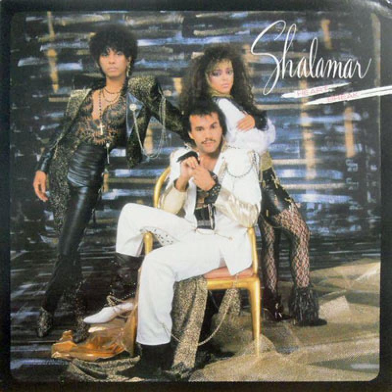 SHALAMAR - Heart Break - 33T