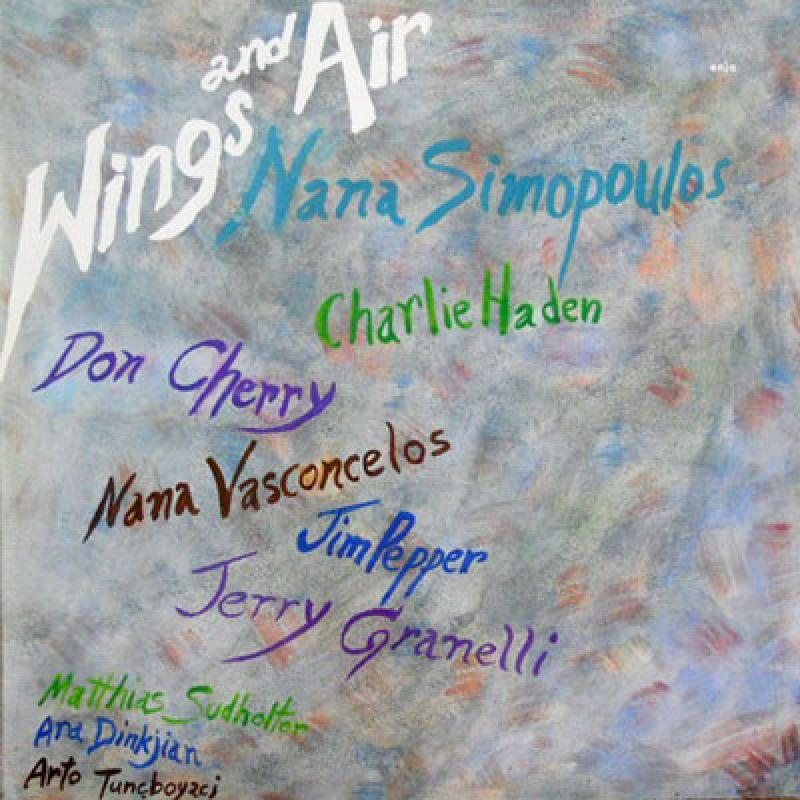 Nana Simopoulos Wings And Air
