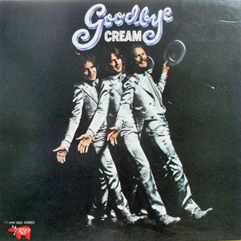 "CREAM/GoodbyeのLPレコード通販・販売ならサウンドファインダー"""