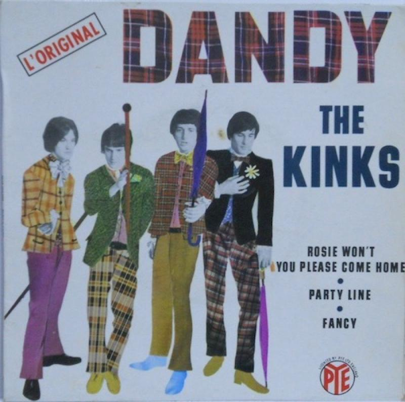 KINKS/Dandy: