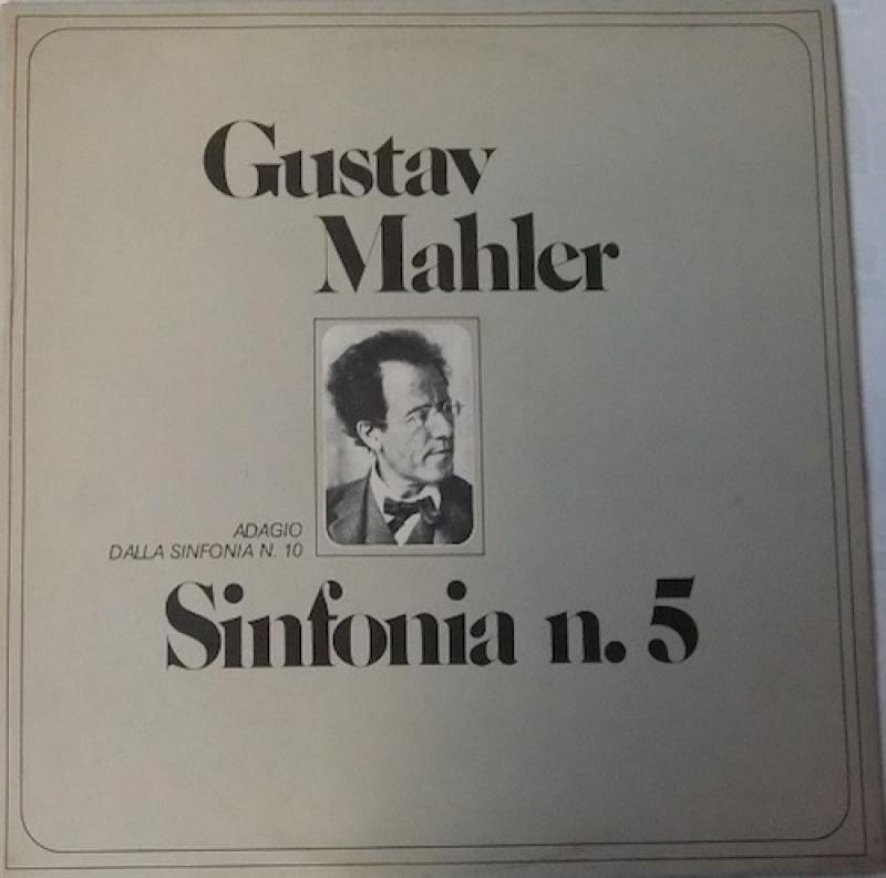 MAHLER/Sinfonia