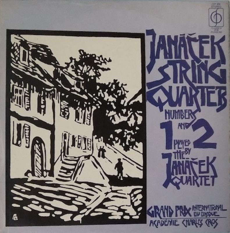 JANACEK/String