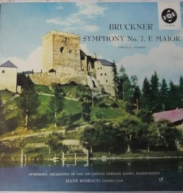BRUCKNER/Symphony