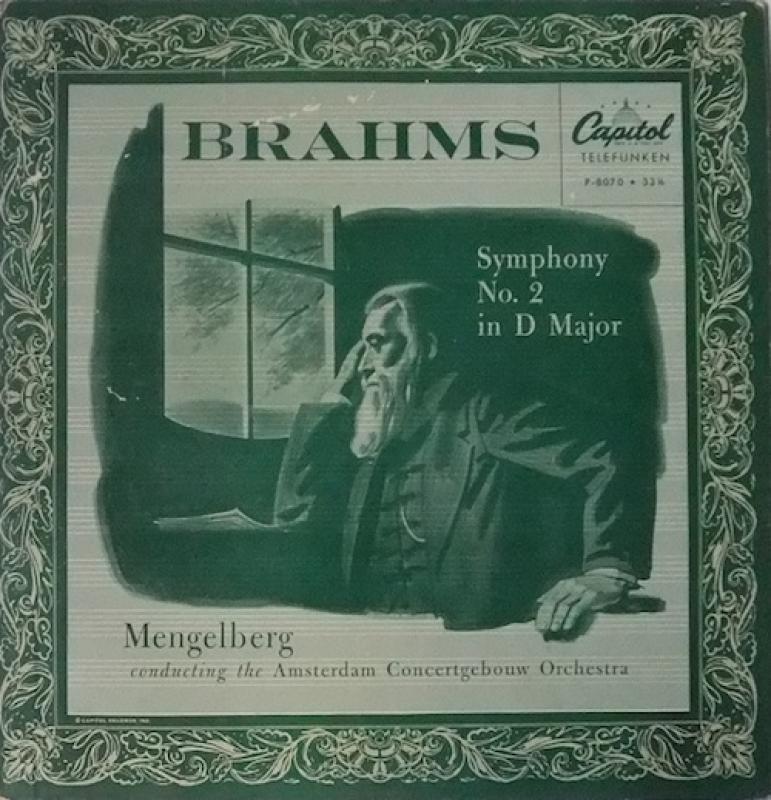 BRAHMS/Symphony