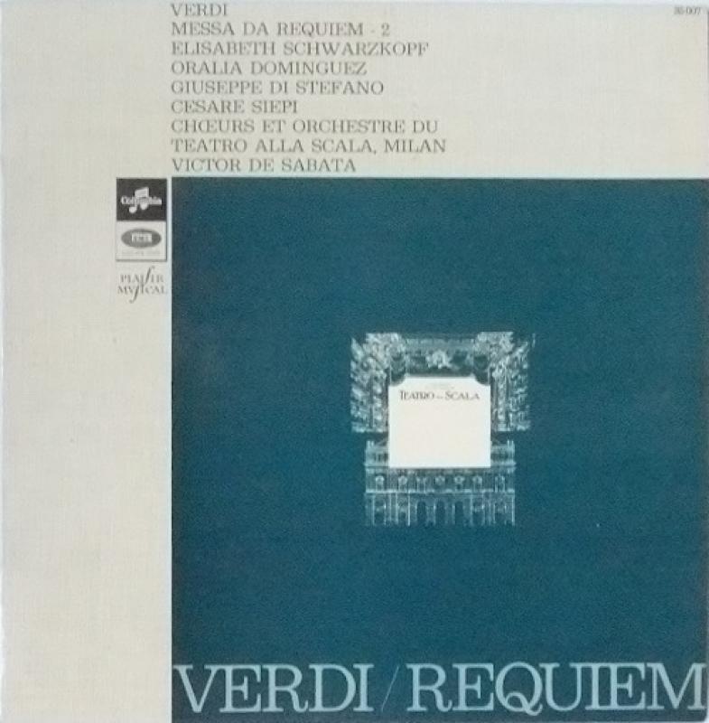 VERDI/Messa